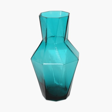 Galaxy Rachel Geometric Glass Vase