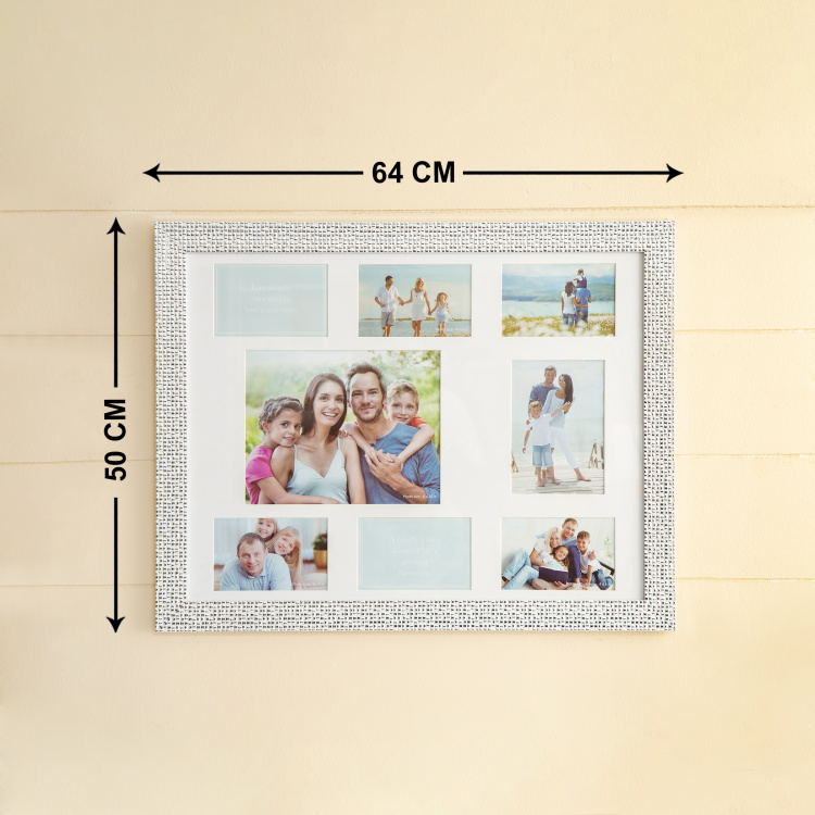 Photomontage Mosaic Photo Frame - 50 x 64 cm