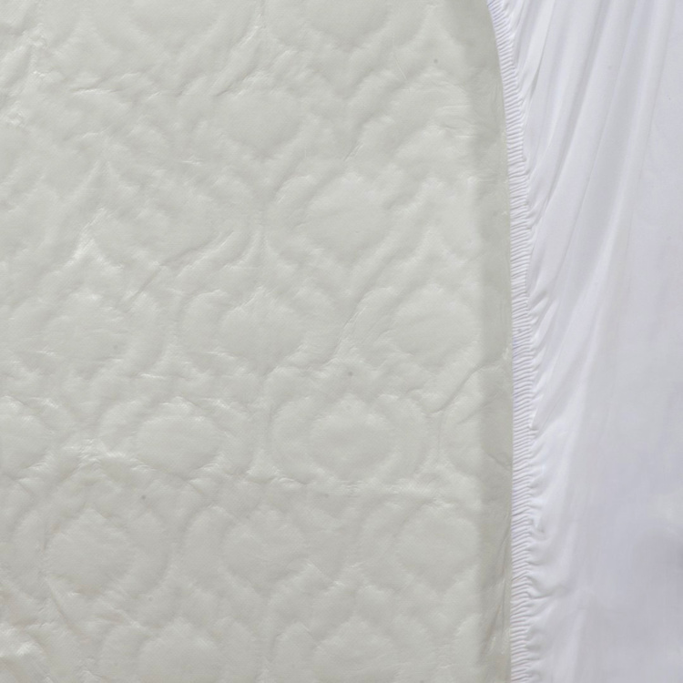PORTICO NEW YORK Solid Single Bed Mattress Protector -  90 x 182 cm