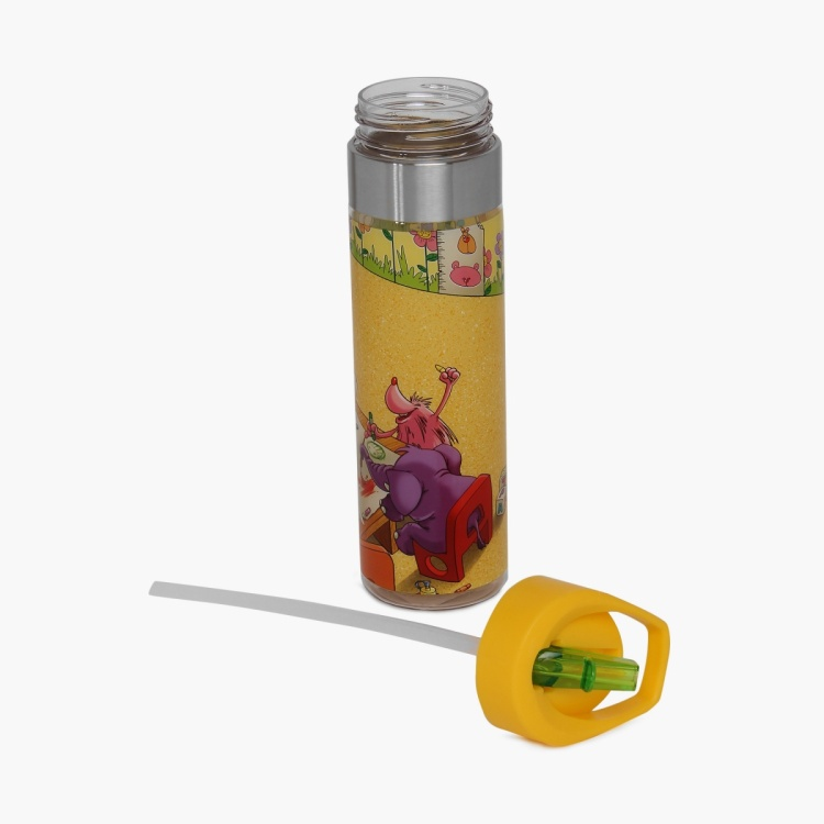 Adventures Of U-Tron Water Bottle- 500 ml.