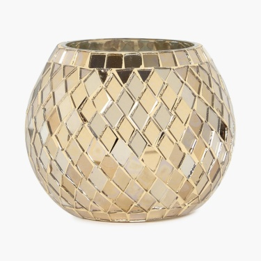 Splendid Round Votive Holder