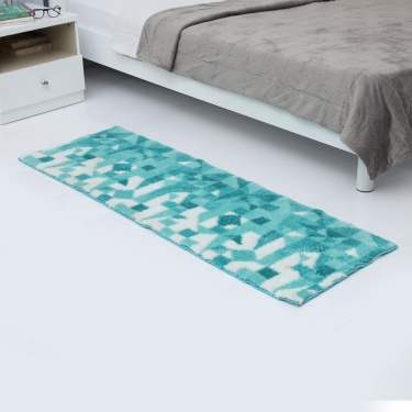 Hudson Printed Plush Runner