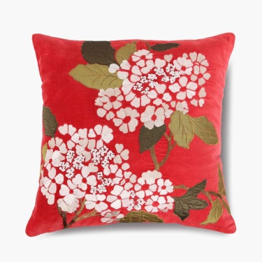 Matrix Heligan Embellished Cushion Cover-40x40cm
