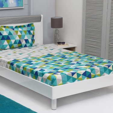 Carnival 2-Pc. Single Bedsheet Set - 152 x 228 cm
