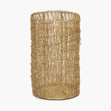 Galaxy Verlin Mesh Cylindrical Hurricane Vase