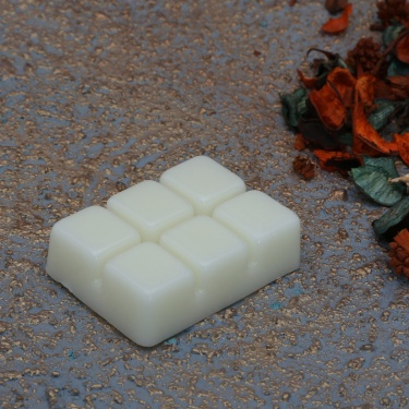 Serene Vanilla Scented Wax Melt Cubes - Set Of 6 Pcs.