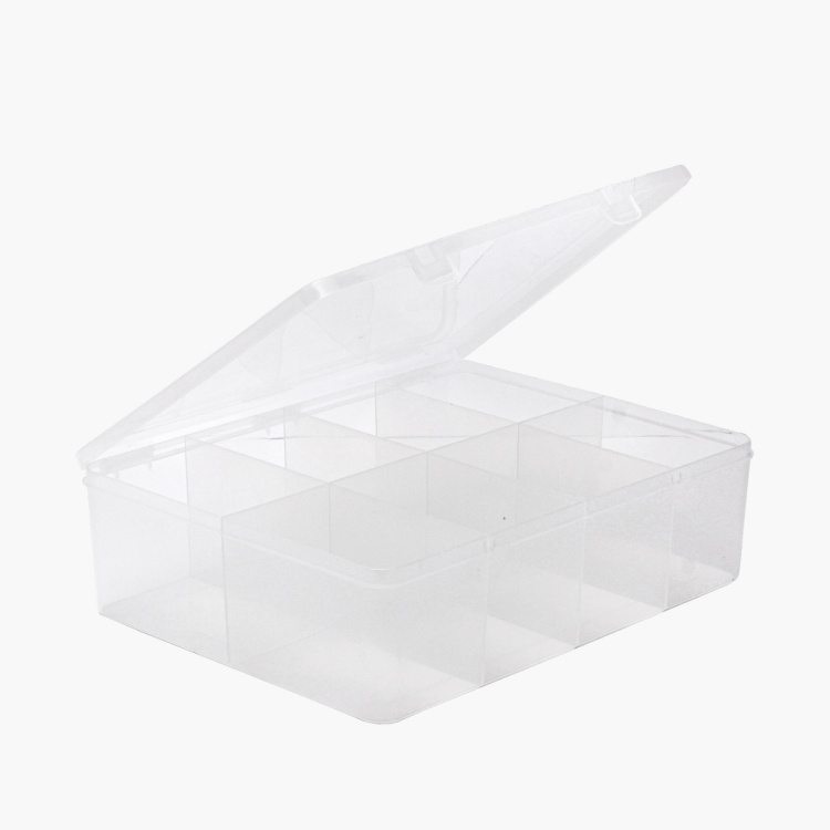 Regan Divided Plastic Box