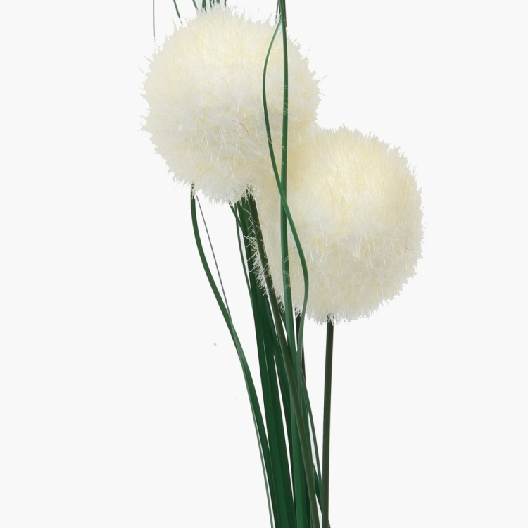 Art Flowers Artificial Pom Pom Decorative Flower