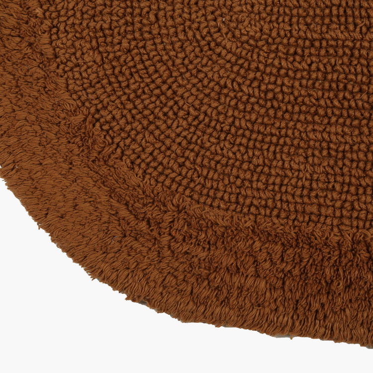 MASPAR Grassy Ground Textured Bath Mat - 70 x 120 cm