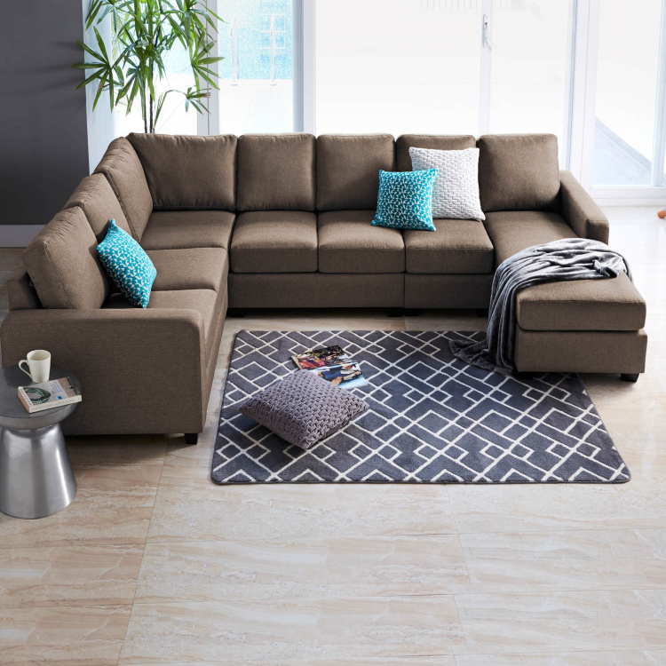 Signature Arden Two-Seater Left Arm Sofa