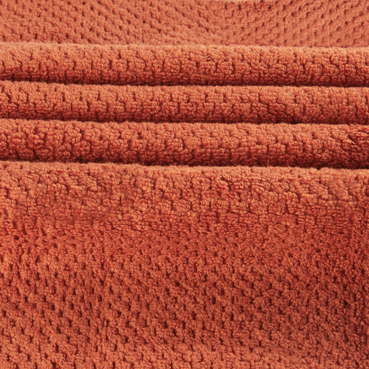 SPACES Cotton Textured Gym Towels