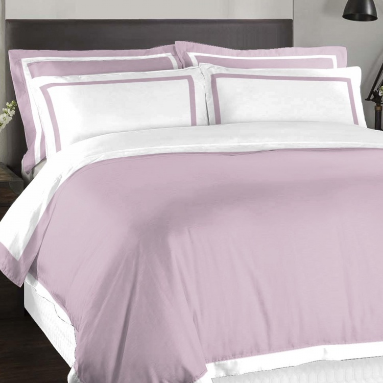 SPACES Solid Double Bedsheets - Set of 3 Pcs.