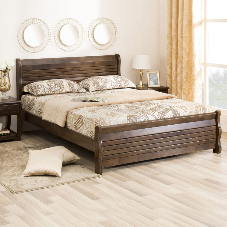 FERN King Size Transitional Bed