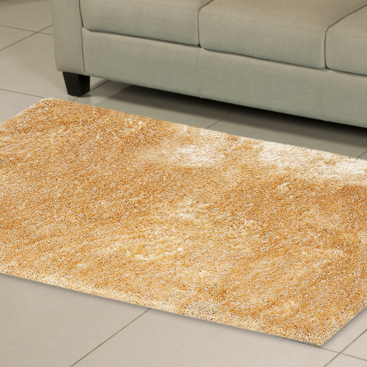 Eyelash Textured Area Carpet - 150 x 210 cm