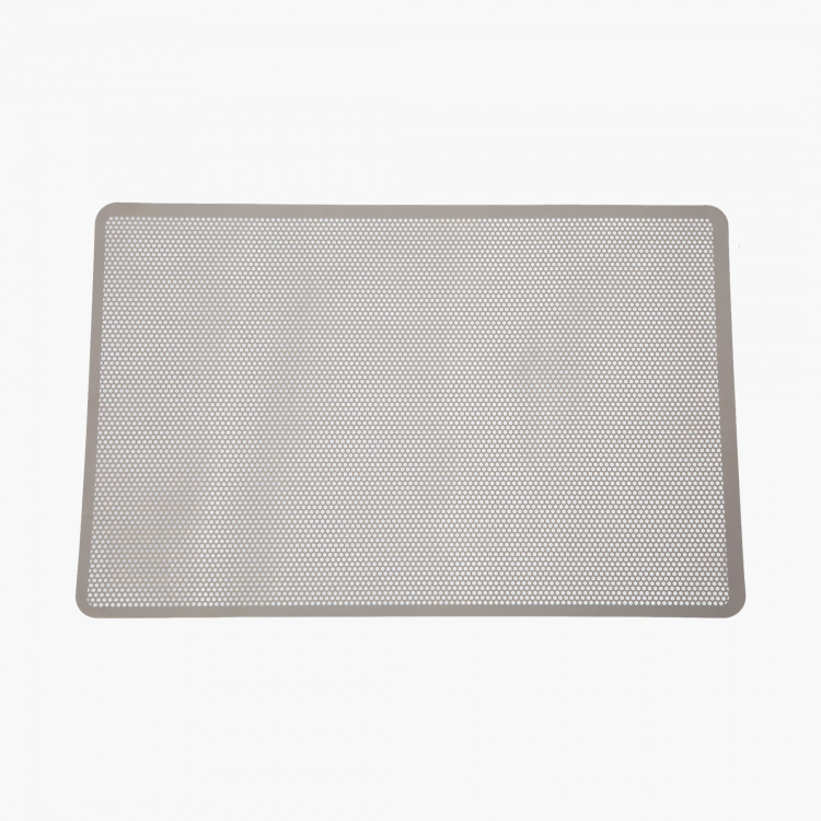 Eden Honey Printed Rectangular Placemat - 28 x 43.5 cm