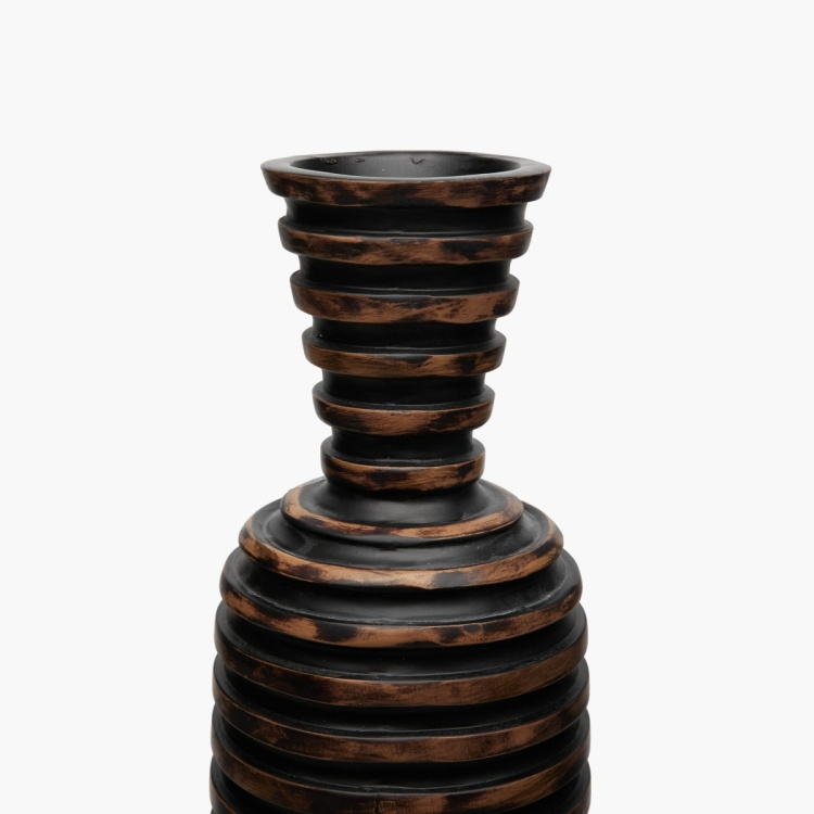 Colossal-Edwic Ribbed Tall Vase
