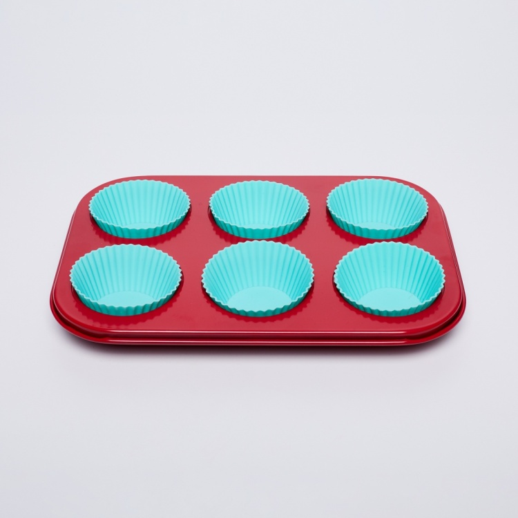 Sydney-Turtle 9-Piece Bakeware Set