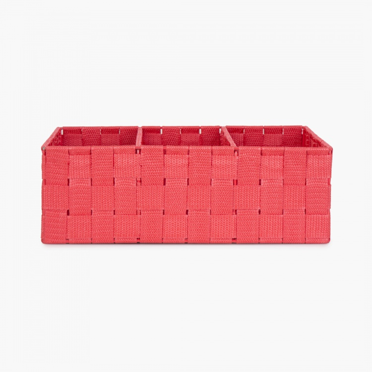 REGAN WILTON Solid Rectangular Laundry Basket