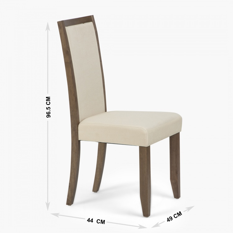 Crystal Dining Chair- Set of 2 Pcs.