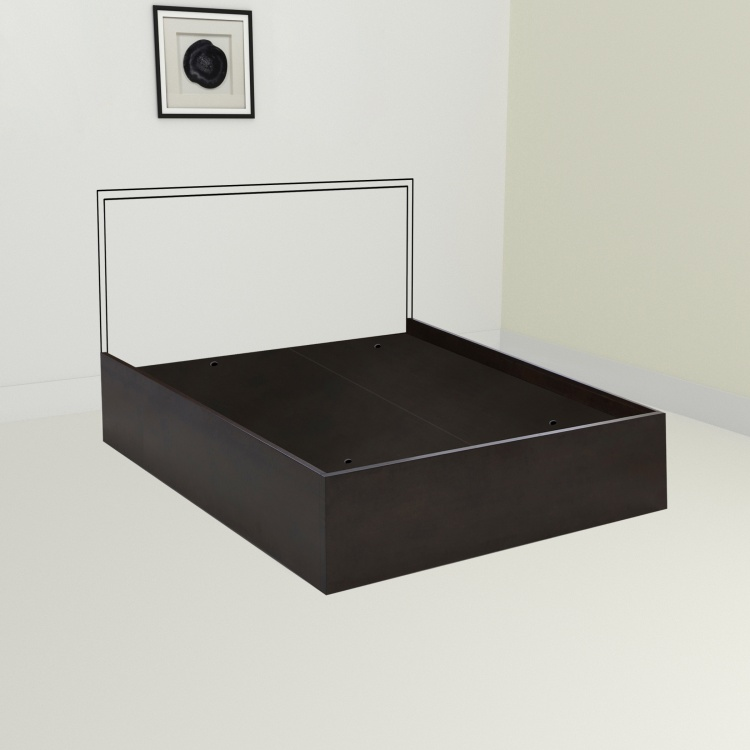 Montoya Box Storage Single Bed