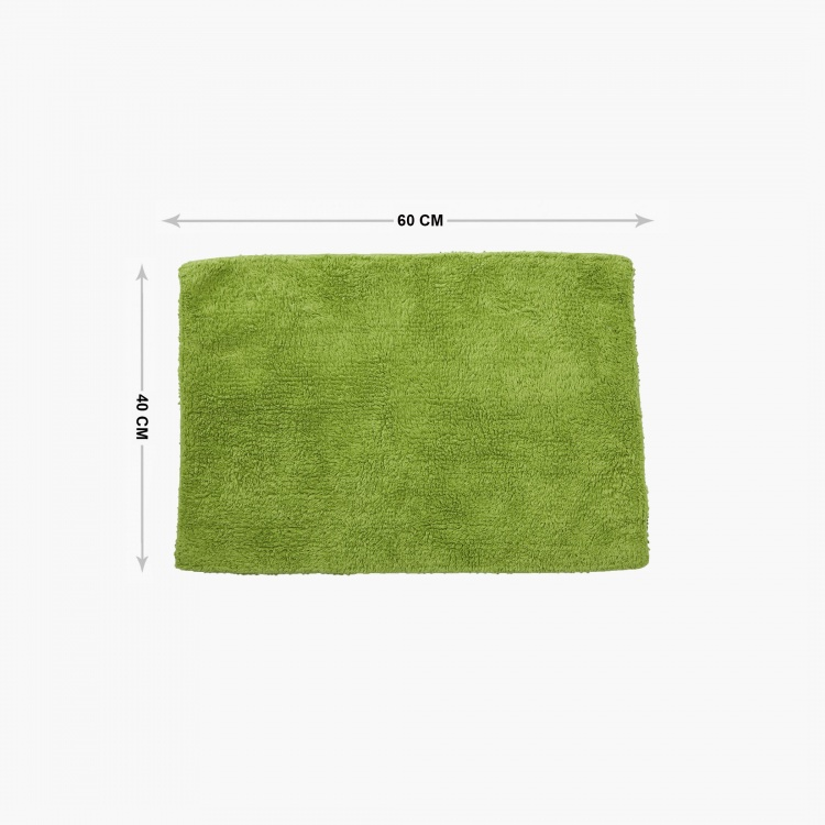 Hilda Cotton Anti-Slip Bathmat - 40 x 60 cm