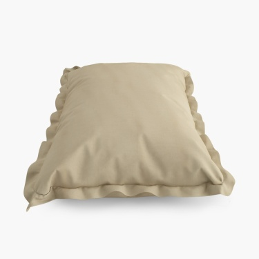 SPACES Solid Pillow Cover - Set of 2 - 46 x 68 cm