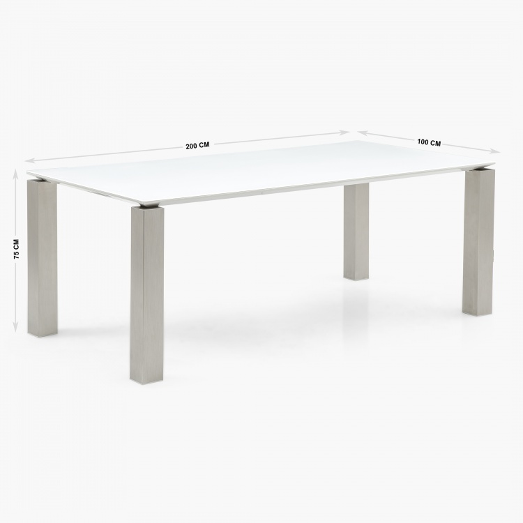 Parlin 8-Seater Dining Table
