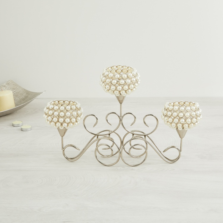 Splendid Abstract T-light Holder