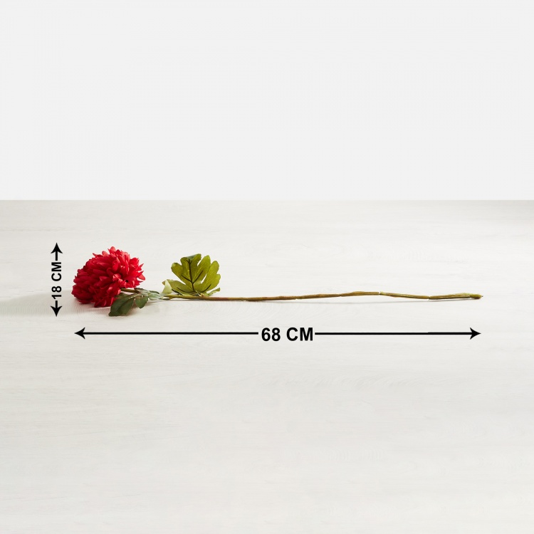 Botanical Solid Artificial Flowers