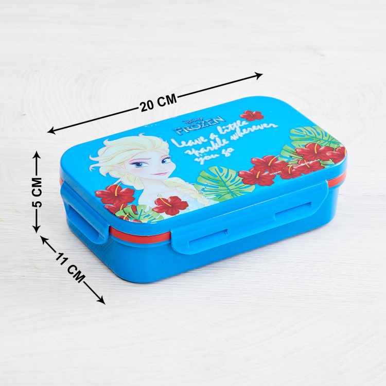 Disney Frozen Detachable Lunch Box with Dip Container