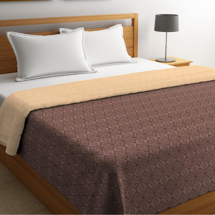 PORTICO NEW YORK Marvella Printed Double Comforter - 220 x 240 cm