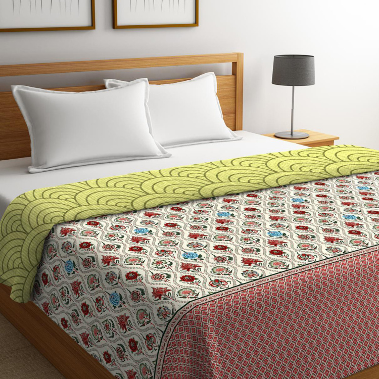 PORTICO NEW YORK Shalimar King Size Comforter - 224 x 274 cm