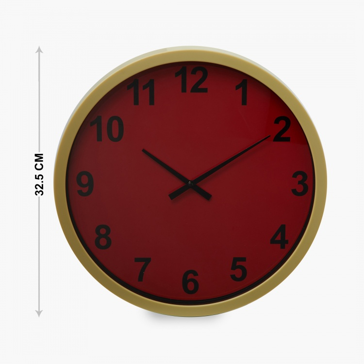 Casablanca Solid Wall Clock