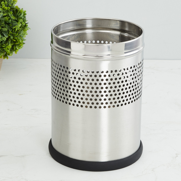 Sedona Derby Half Perforated Dust Bin