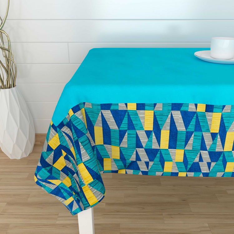 Mandarin Printed Table Cloth - 150 x 250 cm