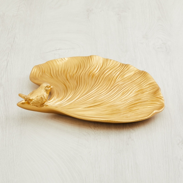 Splendid Bird Accent Potpourri Bowl