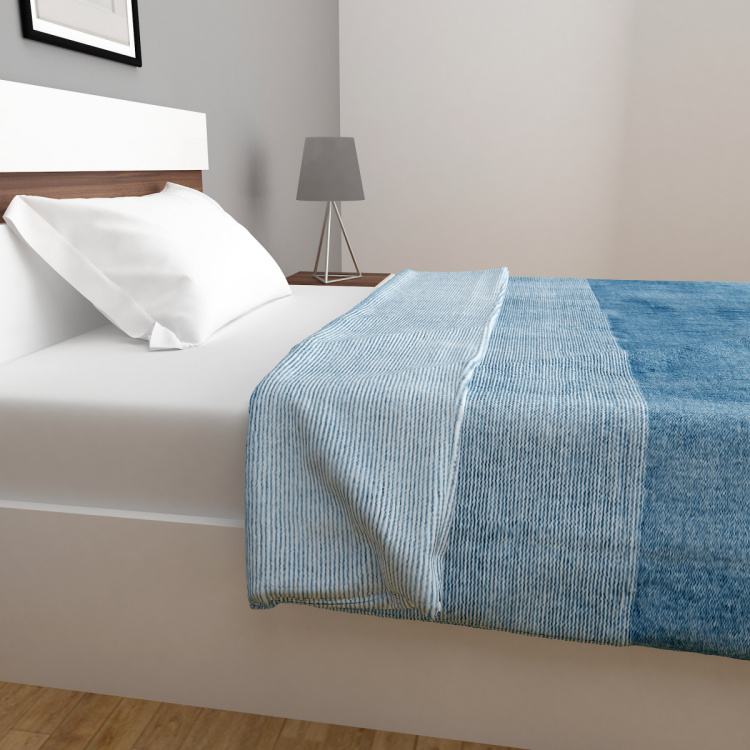 Radiant Printed Single Blanket - 135 x 200 cm