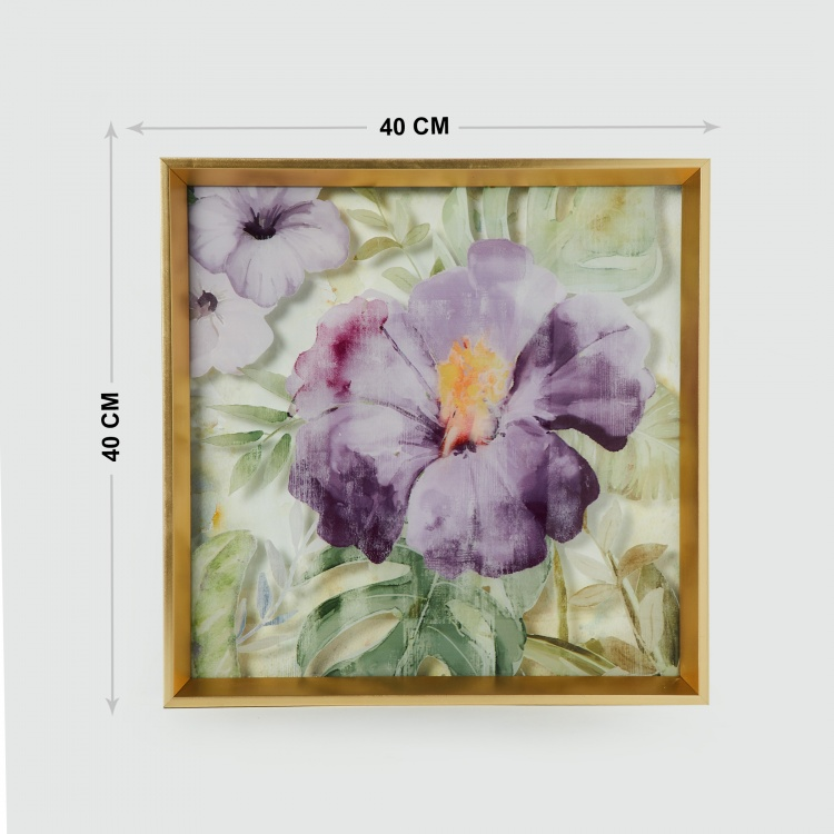 Artistry Square Photo Frame - 4 x 40 x 40 cm