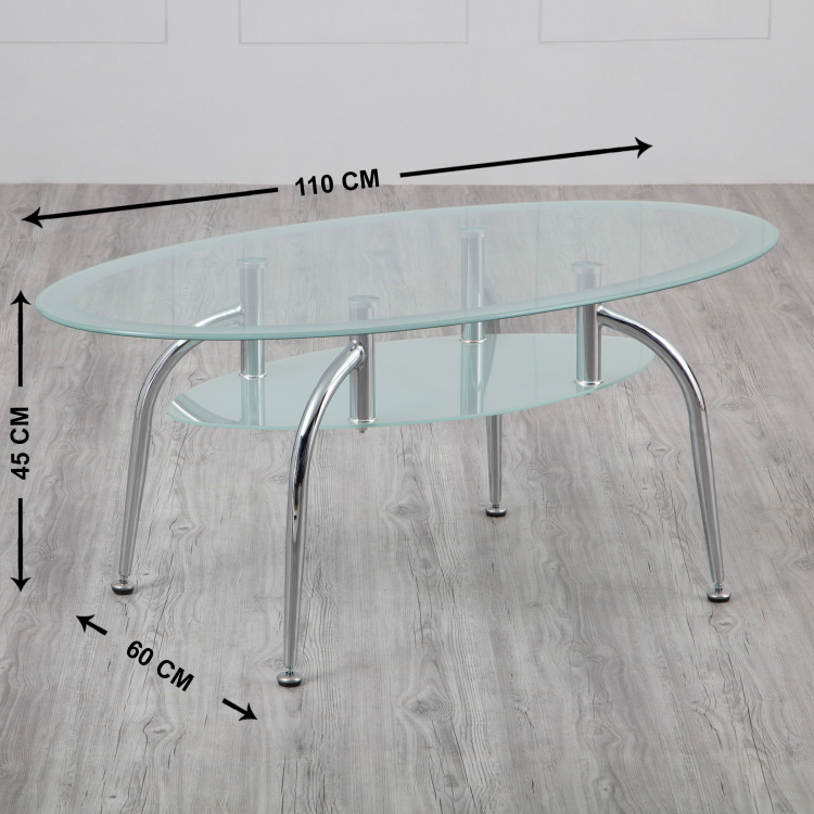 Grimes Textured Transitional Coffee Table
