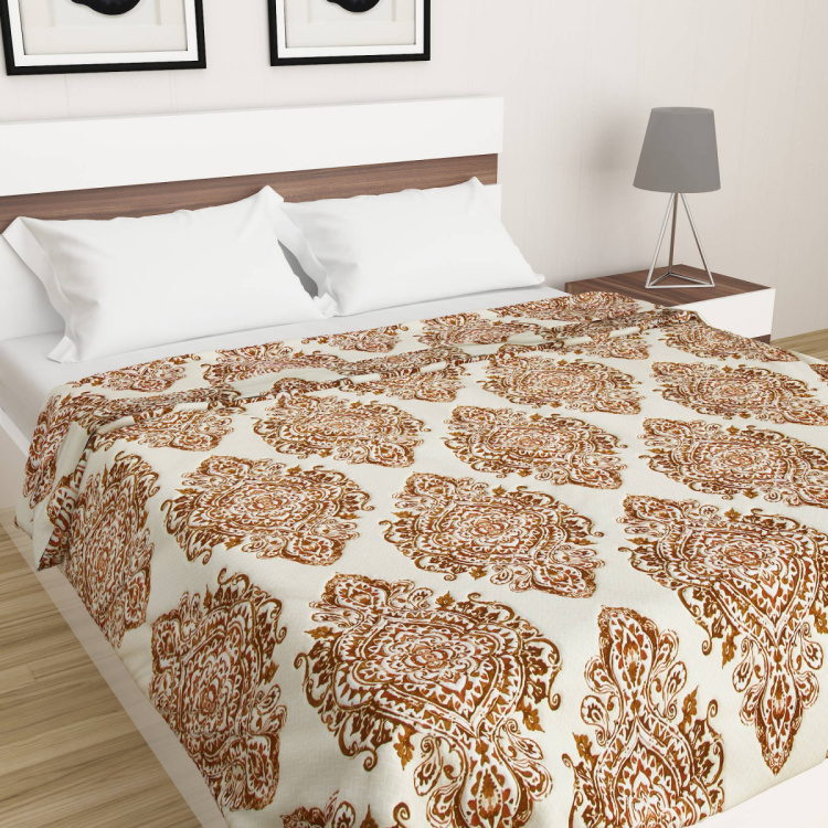Madisson Printed Double Bed Dohar - 220 x 230 cm