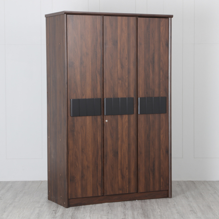 Lewis Nxt Three Door Hinged Wardrobe - 133 x 210 cm