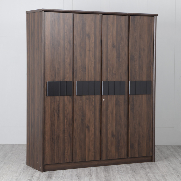 Lewis Nxt Four Door Hinged Wardrobe - 210 cm