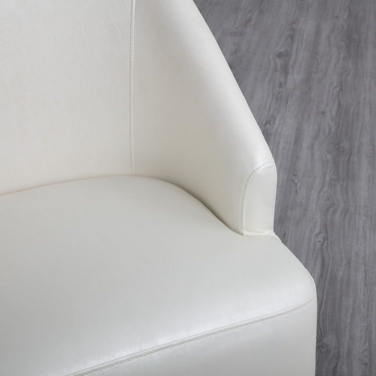 Wave Contemporary Tea Chair