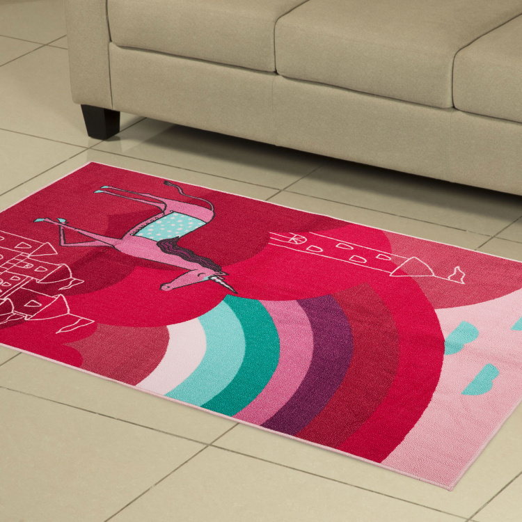 Fabulous 3 Printed Polyester Playmat