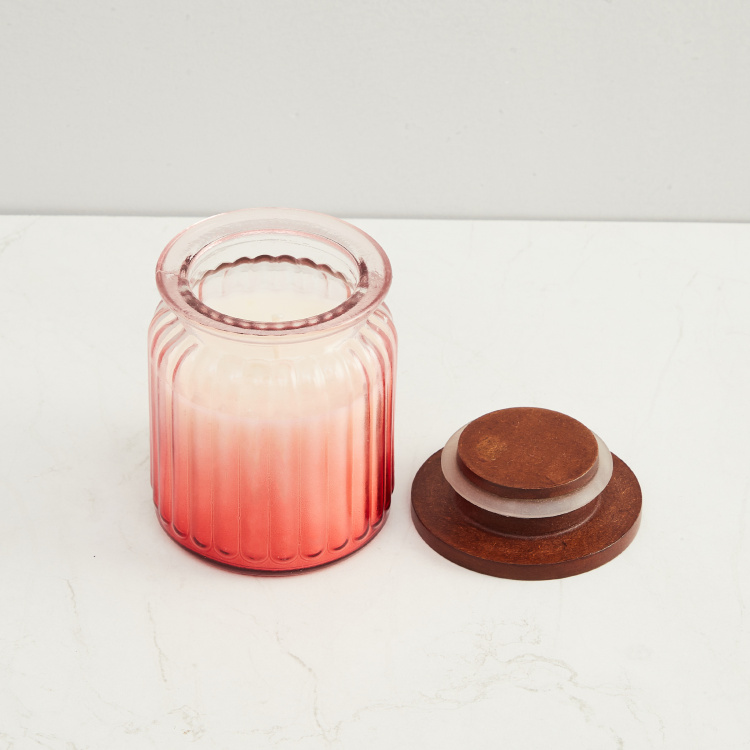 Redolance Woody & Earthy Jar Candle