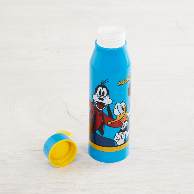 Disney Mickey Mouse Print Sipper Bottle- 500 ml