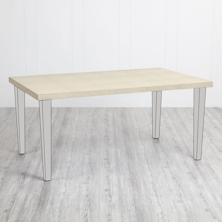 Myd Mandalay 6-Seater Dining Table Top