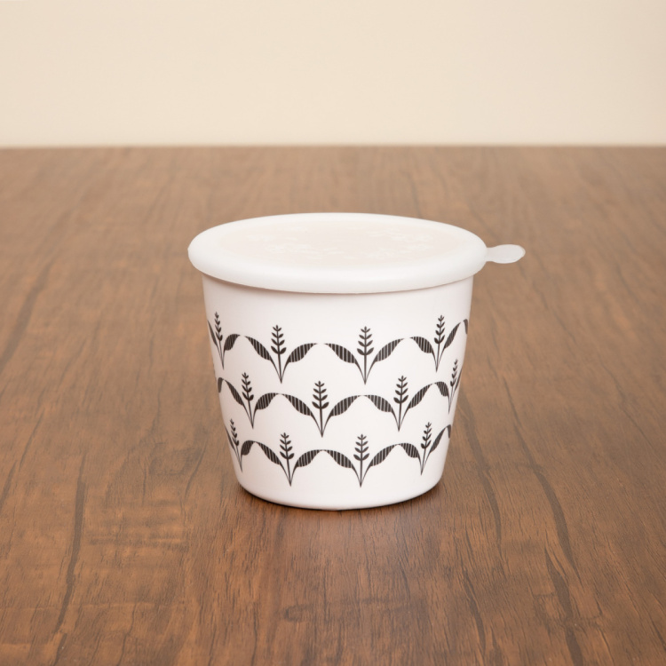 Silvano Nordic Printed Canister