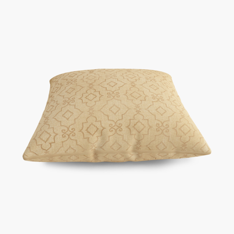 Seirra Fancy Contemporary Cushion Cover - Set Of 2 Pcs - 40 x 40 cm