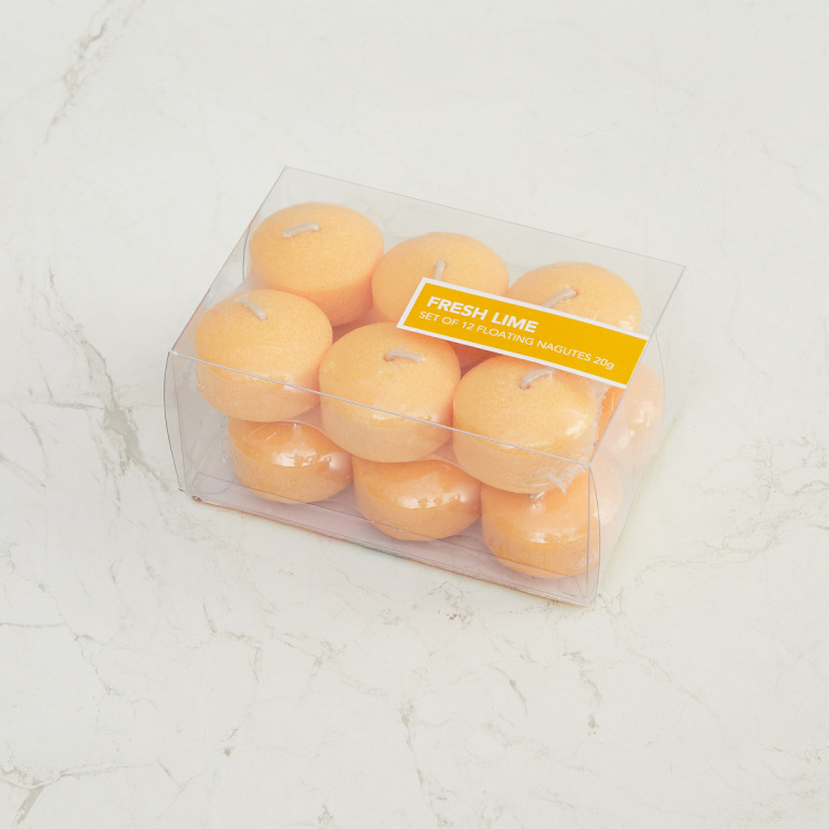 Colour Connect Floating Round Nuggets - Set of 12